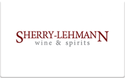 Buy Sherry-Lehmann Wine & Spirits Gift Card
