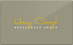 Sell Harry Caray's Restaurant Group Gift Card