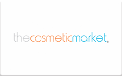 Sell The Cosmetic Market Gift Card