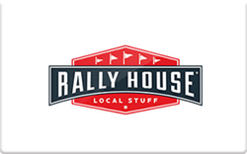 Sell Rally House Gift Card