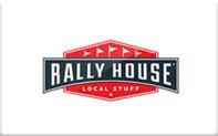 Buy Rally House Gift Card