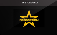Buy Footaction (In Store Only) Gift Card