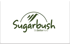 Buy Sugarbush Gift Card