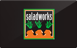 Sell Saladworks Gift Card