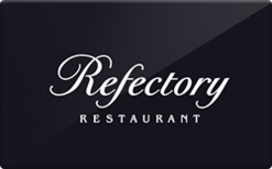 Sell The Refectory Restaurant & Bistro Gift Card