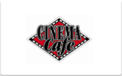 Sell Cinema Cafe Gift Card