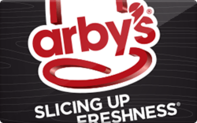 Arby s gift card