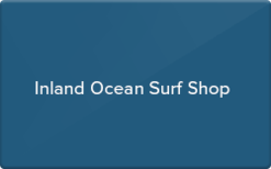 Buy Inland Ocean Surf Shop Gift Card