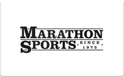 Marathon Sports Gift Card - Check Your Balance Online | Raise.com