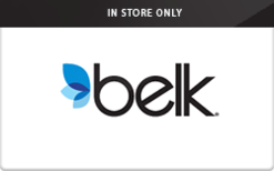 Sell Belk (In Store Only) Gift Card