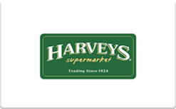 Sell Harveys Supermarket Gift Card