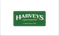Buy Harveys Supermarket Gift Card
