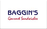 Buy Baggin's Gourmet Gift Card