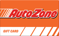 Buy AutoZone (In Store Only) Gift Card