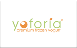 Sell Yoforia Gift Card