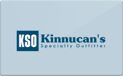 Sell Kinnucan's Gift Card