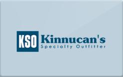 Sell Kinnucan's Gift Card