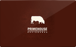 Buy David Burke's Primehouse Gift Card