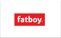 Sell Fatboy USA Gift Card