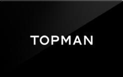 Topman Gift Card - Check Your Balance Online   Raise.com