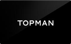 Buy Topman Gift Card