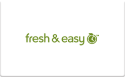 Sell Fresh & Easy Gift Card