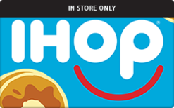 Sell IHOP® (In Restaurant Only) Gift Card