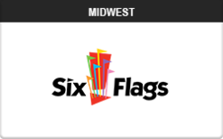 Buy Six Flags (Midwest) Gift Card