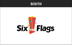 Sell Six Flags (South) Gift Card