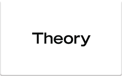 Theory gift card