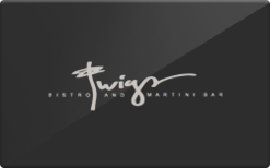 Sell Twigs Bistro Gift Card