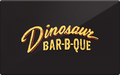 Sell Dinosaur Bar-B-Que Gift Card
