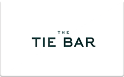 Sell The Tie Bar Gift Card