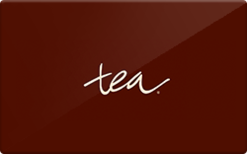 Sell Tea Collection Gift Card