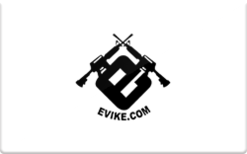 Buy Evike.com Gift Card