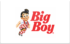 Buy Big Boy Gift Card