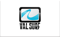 Buy Val Surf Gift Card