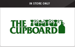 Sell The Cupboard Gift Card