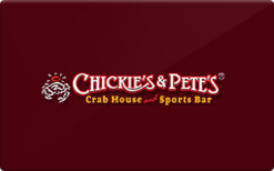Sell Chickie's and Pete's Gift Card
