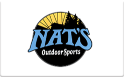 Sell Nat's Outdoor Sports Gift Card