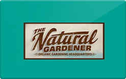 Sell The Natural Gardener Gift Card