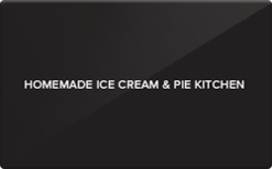 Sell Homemade Ice Cream & Pie Kitchen Gift Card