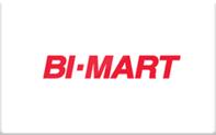Buy Bi-Mart Gift Card