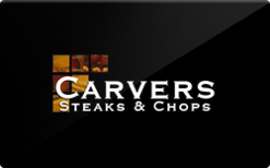 Sell Carvers Steaks & Chops Gift Card