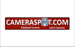 Sell Delaware Camera Gift Card