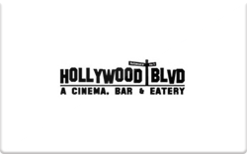 Buy Hollywood Blvd Cinema Gift Card
