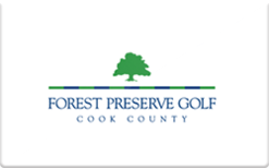 Sell Forest Preserve Golf Gift Card