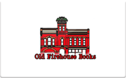 Buy Old Firehouse Books Gift Card