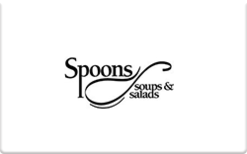 Sell Spoons Gift Card