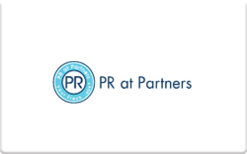 Sell PR at Partners Gift Card
